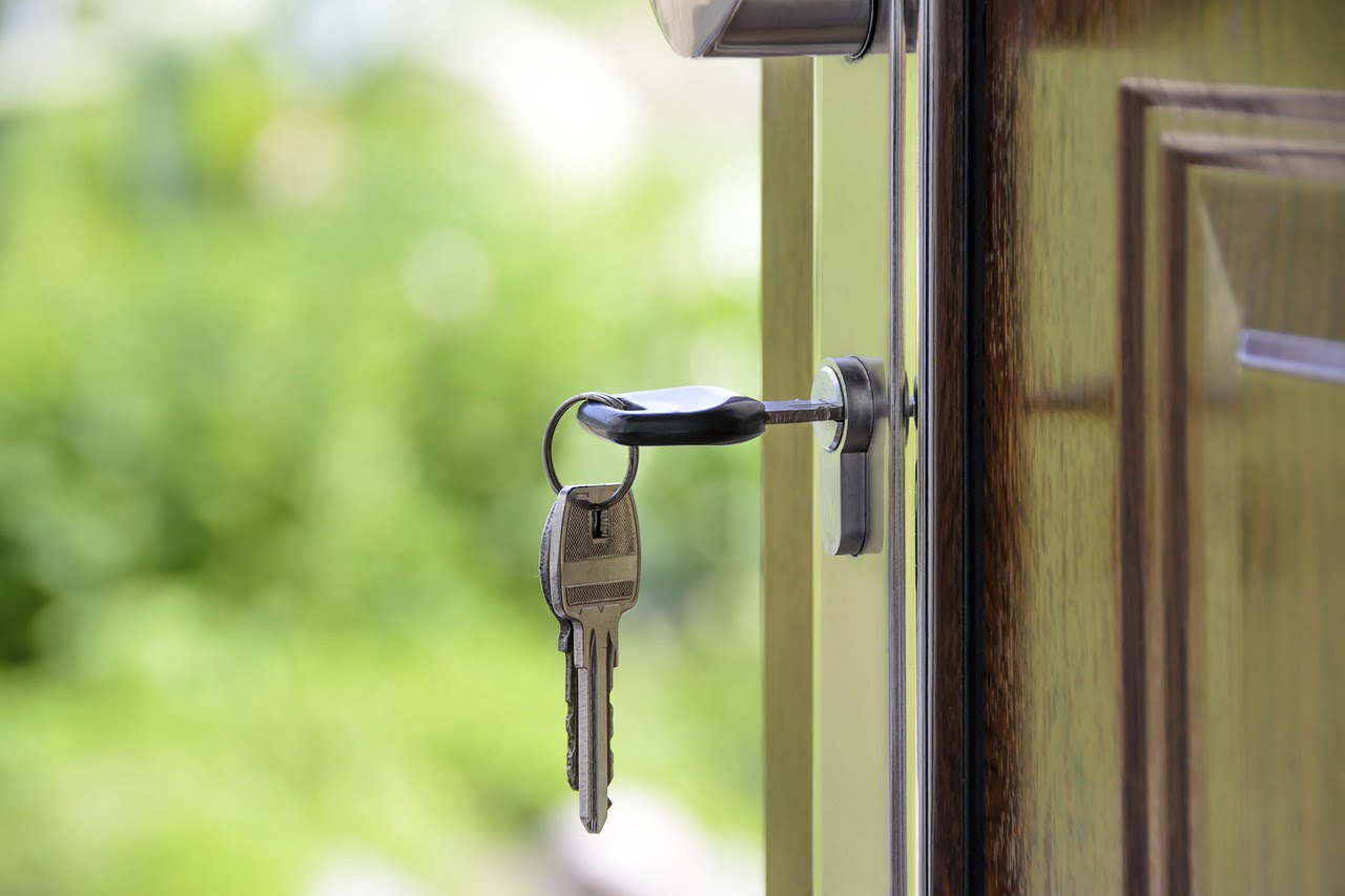 Change Your Locks – Home Buying Tip